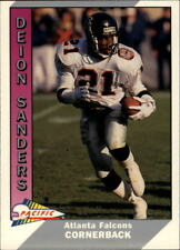 1991 Pacific Football Card (Pick From List)