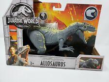Jurassic World Fallen Kingdom Roarivores Allosaurus Jurassic Park Mattel 2017