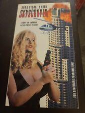 Skyscraper VHS Horror/Sleaze PM Entertainment Anna Nicole Smith HTF Rare