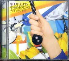 THE FEELING Twelve Stops and Home CD NEW SEALED
