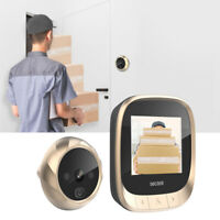 Smart Doorbell Security Camera Wireless Call Intercom Video-Eye Door Ring Kit