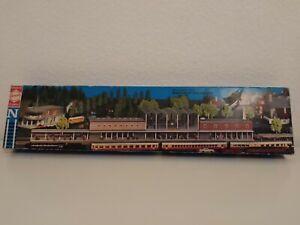 Herpa Bahnhof Neustadt Bausatz 601 Spur N 1:160 selten