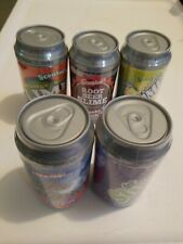 Slime Factory Soda Lot Orange,Root Beer,Grape,Root Beer,Lemon Lime