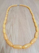 Unbranded Plastic Oval Costume Necklaces & Pendants