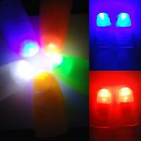 1Pair Magic Super Bright Light Up Thumbs Finger Trick Appearing Light Close Up z