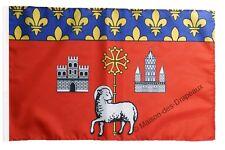 Drapeau France Toulouse  30x45cm Qualité Top
