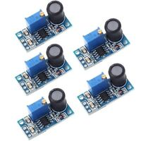 5pcs MC34063A DC-DC Convertor 3.6V-30V to 3.8V-36V Step Up Voltage Regulator