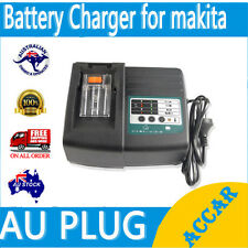 Aftermarket Battery Charger for Makita DC18RC 14.4V 18V Li-ion DC18RA DC18SD AU