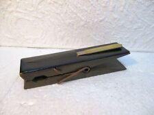 Ancienne pince, presse papier, coupe papier