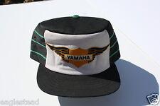 Ball Cap Hat - Yamaha - Gold Wing Style Logo - Motorcycle  (H915)