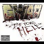 Beyond Hell GWAR CD