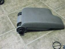 FITS BMW E46 ARM REST COVER GENUINE LEATHER COVER GREY
