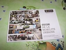 Catalogue  Brochure SMART Fortwo (incl: Brabus) 2009 //