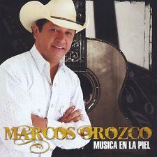 Marcos Orozco - Musica en la Piel [New CD]
