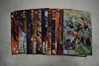 Extraordindary X-Men Comic 15 Lot 1 2 3 4 5 6 7 8 9 10 13 14 15 16 Annual 1 NM