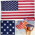 American Flag 3X5 Ft US Flag United States Stripes Stars Brass 210D Oxford Cloth