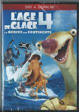 DVD + Digital HD: L'age de glace 4, la dérive des continents (neuf sous blister)