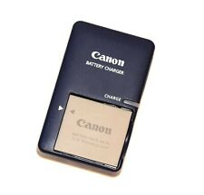 CANON CB-2LV G Genuine Battery Charger + NB-4L Battery Pack
