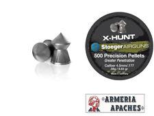STOEGER X-HUNT CALIBRO 4.5MM /.177 0.56G /8.64 GR PRECISION PELLETS