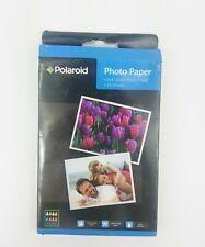 "Polaroid 6x4"" Gloss Photo Paper Pack Of 50"
