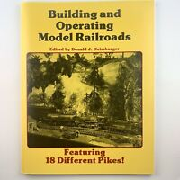 Building and Operating Model Railroads American Flyer S Gauge Instructions Plans