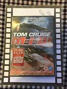 Mission: Impossible 3 (2 Disc DVD - Brand New & Sealed)