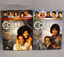 The Cosby Show Season 1-2 DVD Lot First & Second Seasons