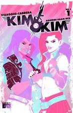 Kim & Kim #1,2,3,4 Run, Near Mint 9.4, 1st Print, 2016, Unlimited Ship Same Cost