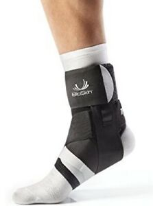 BioSkin Trilok Ankle Brace Small -  Ankle Sprains, Plantar Fasciitis, open box