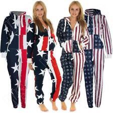 Fleece Long Sleeve Regular Jumpsuits & Playsuits for Women
