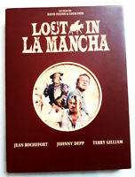 Lost in la Mancha - Terry GILLIAM / Johnny DEPP - Très bon état