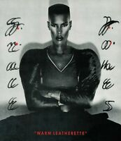 GRACE JONES - WARM LEATHERETTE (BLURAYAUDIO)   BLU-RAY NEW!