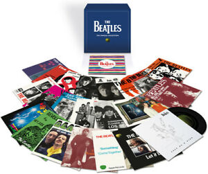 """The Beatles The Singles Collection (23 x 7"""" 180 Gram) Vinyl Box Set NEW SEALED"""
