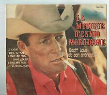 "33T Geoff LOVE Vinyle LP 12"" MUSIQUE ENNIO MORRICONE Western Cigarette MFP 94653"