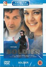 SOLDIER - BOBY DEOL - PREETY ZINTA - NEW SUPER HIT BOLLYWOOD DVD