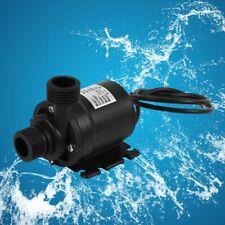 Bomba de Agua Caliente Circulación de Solar Water Motor sin escobillas 800L/H 5M
