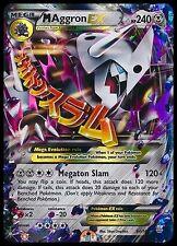 M Aggron Ex - 94/160 - Ultra Rare -(x1)- Xy Primal Clash - Nm-Mint!
