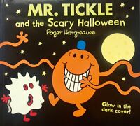 NEW - MR TICKLE and SCARY HALLOWEEN (BUY 5 GET 1 FREE) GLOW IN DARK cov men miss