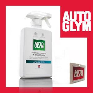 Interior Cleaner & Sanitiser 500ml by Autoglym