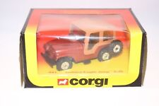 Corgi Toys 441 Golden Eagle Jeep CJ5 perfect mint in box all original condition