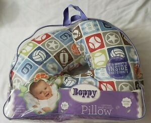 Boppy Original Nursing Pillow Feeding Propping Tummy Time Sitting