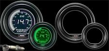 52mm EVO Air Fuel Ratio WIDEBAND Kit Green and White