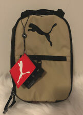 Puma Insulated Tan & Camouflage Camo Lunch Bag Tote. Brand New. Nwt.