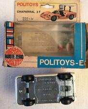 1/43 POLITOYS EXPORT ART. 560 CHAPARRAL 2 F - 1969