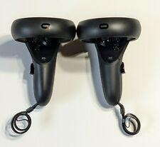Pair of Genuine Oculus Quest & Rift S Controllers | Lightly Used | Quick Ship!