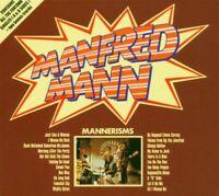 MANFRED MANN - MANNERISMS (FONTANA SINGLES+2 BONUS TR.)  CD NEW
