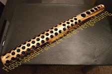 Hitzeschutz für Simson Enduro Hitzeblech S51 in ECHTEN 24 Karat vergoldet Gold