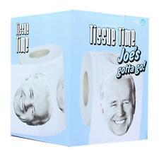 Tissue Time Joe Biden Joe's Gotta Go Novelty Toilet Paper | One Roll
