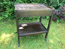 Vintage / wooden  hostess / tea / serving trolley / 1930's / 1940's / antique /