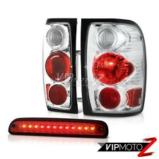 Clear Rear Signal Taillamps Red High Third Brake LED 2001-2011 Ford Ranger XLT